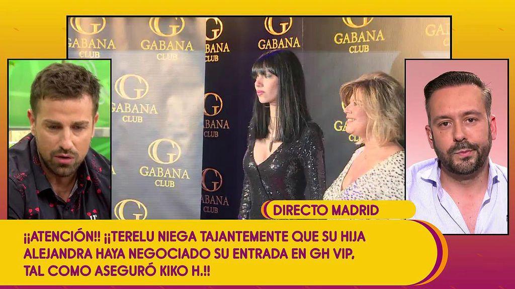 """Rafa Mora ha hecho las paces con Alejandra Rubio: """"No quiere ningún mal rollo conmigo"""""""