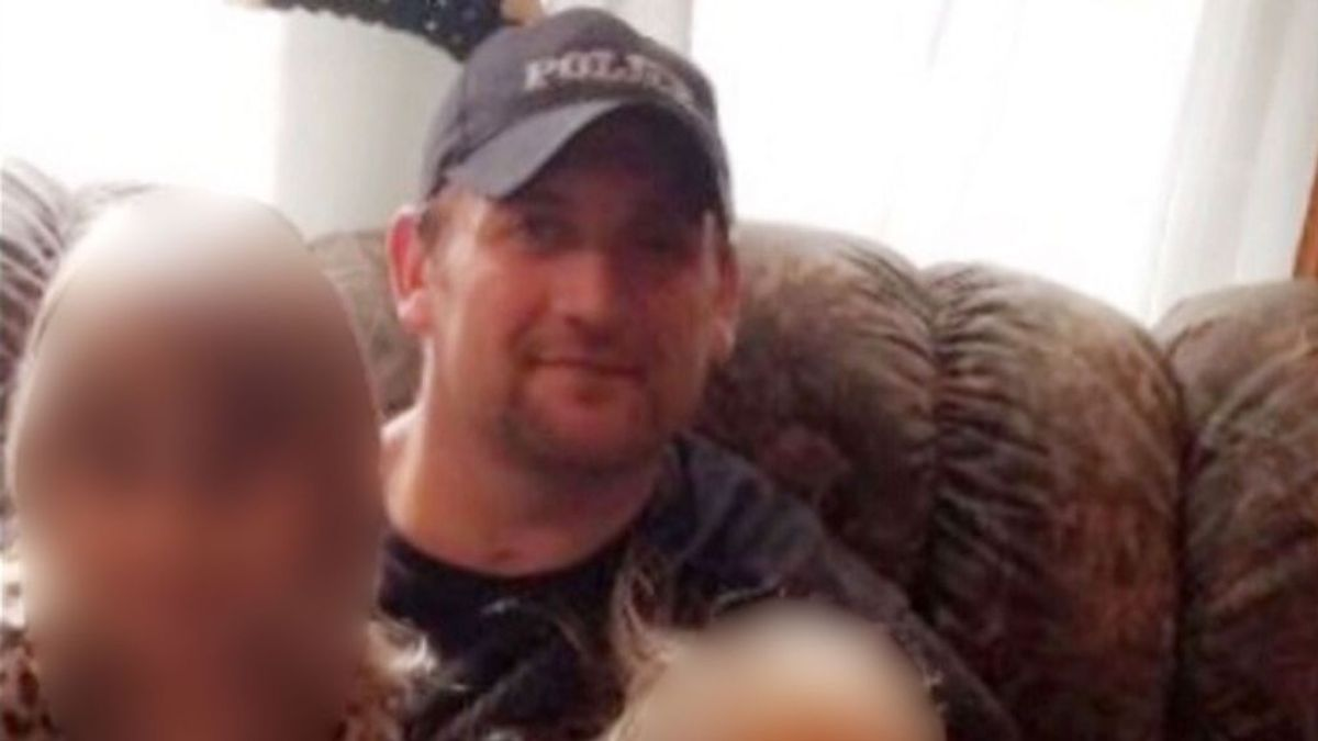 Un padre de Iowa se convierte en héroe al dar la vida por su hija, atacada por un perro