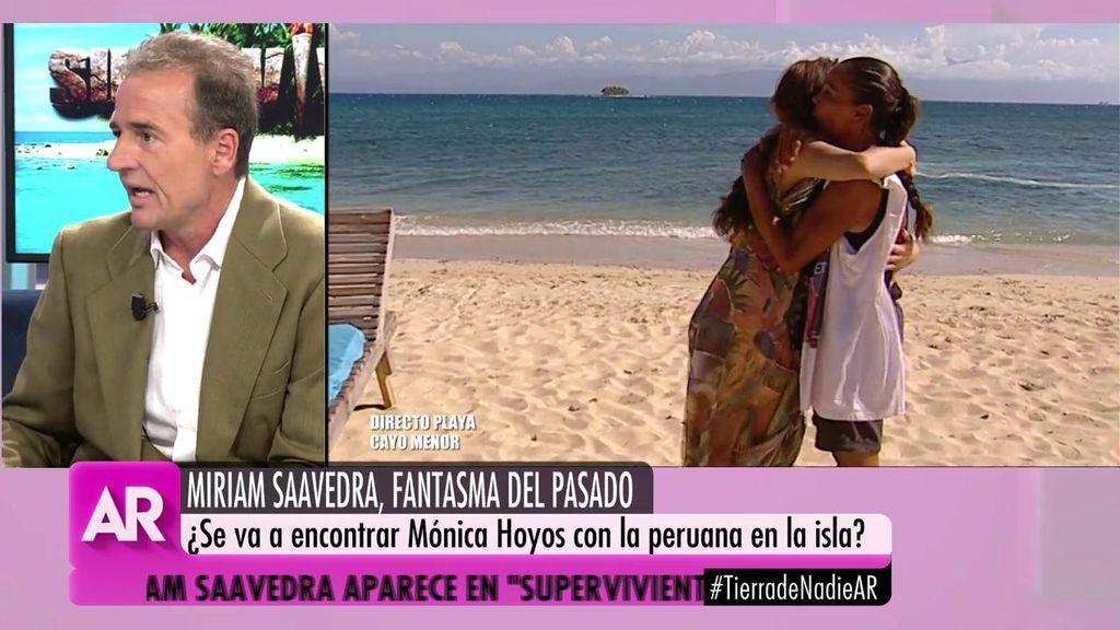 "Lequio, sobre Miriam Saavedra: ""Saltará a la yugular de Mónica Hoyos para volver a tener fama"""