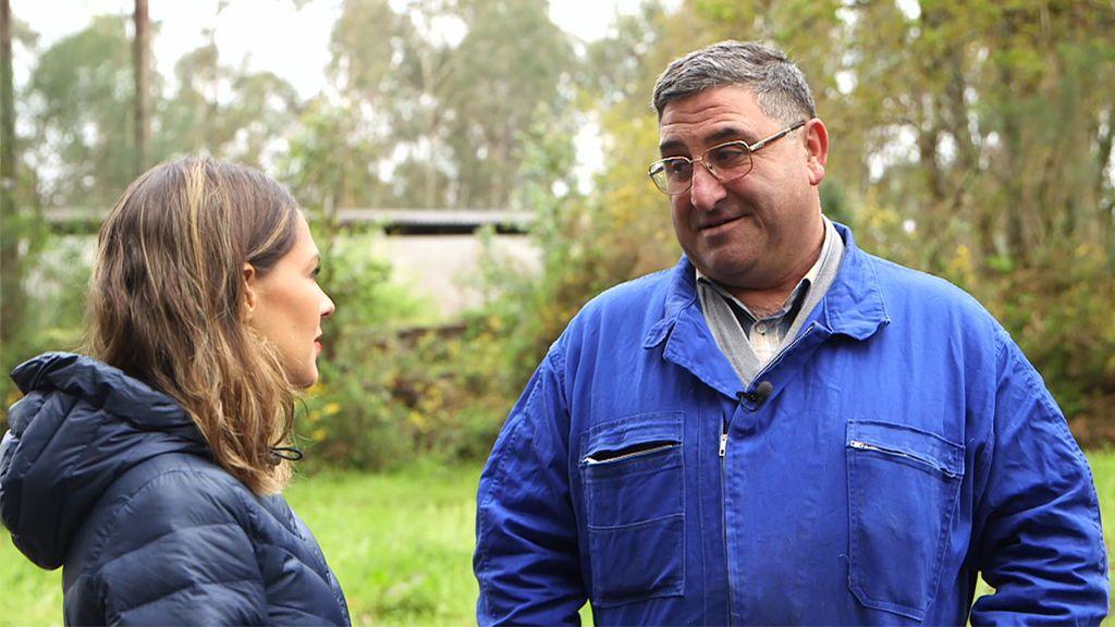 """Manuel, afectado por la picadura de la avispa asiática: """"No me funcionaban los órganos, estuve a punto de morir"""""""