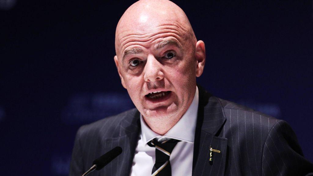 Gianni Infantino seguirá siendo presidente de la FIFA hasta 2023