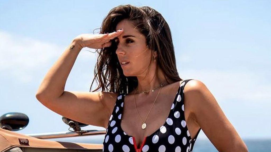 """Anabel Pantoja posa en bikini y es aplaudida por mostrar el cuerpo de la """"mujer real"""""""