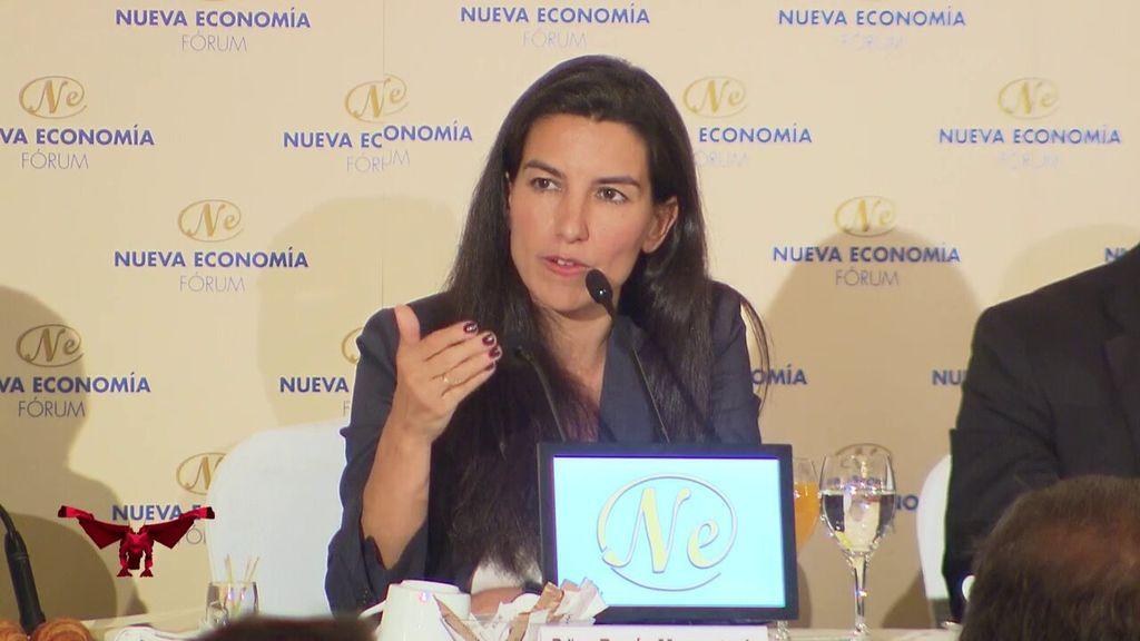 Rocío Monasterio Solicita La Libertad Para Llevar A Terapia A Los Hijos Gays