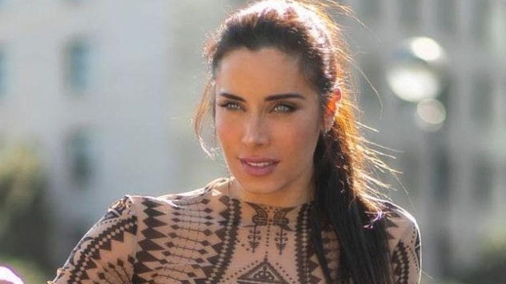 Pilar Rubio se adelanta a su boda enseñando el tatuaje 'heavy metal' que dedica a Sergio Ramos