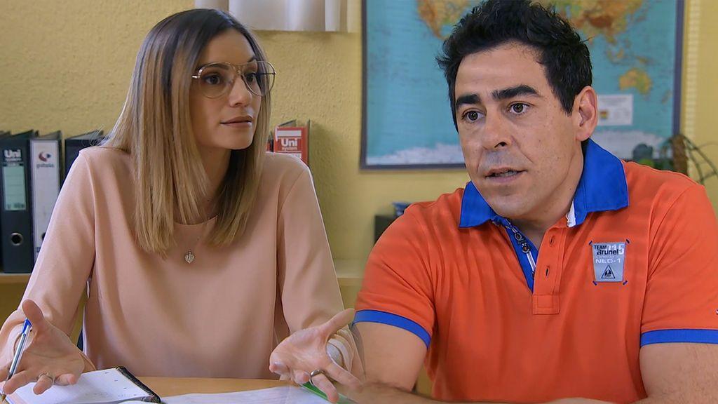Así empezó el romance de Bárbara y Amador en 'LQSA'