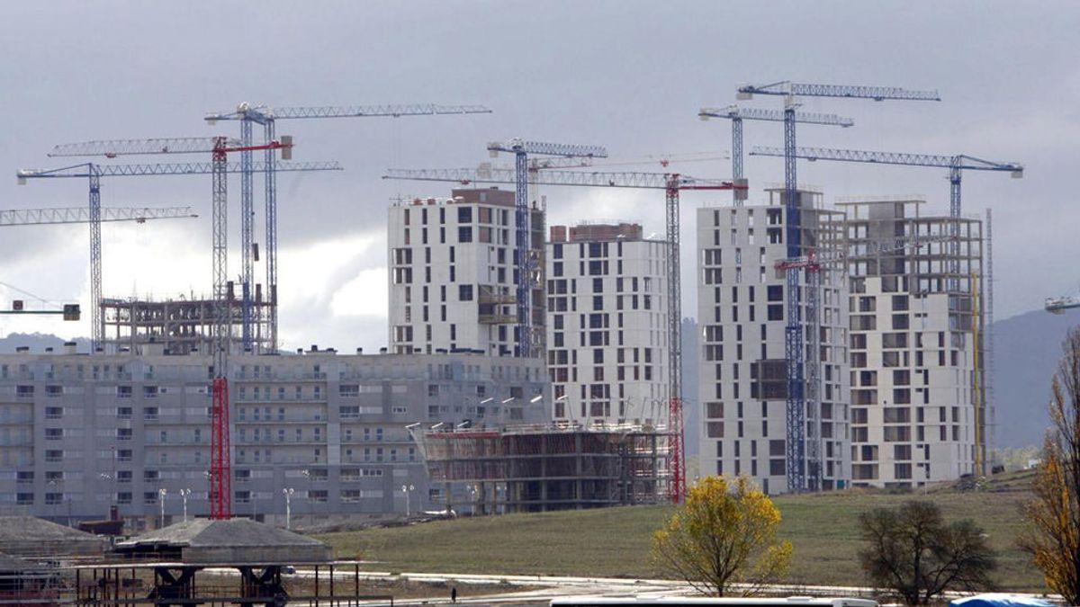 Las ejecuciones hipotecarias sobre viviendas habituales bajan un 3,9% en el primer trimestre