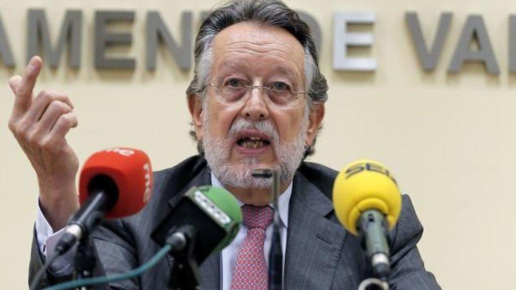 Alfonso Grau, condenado a cuatro años de cárcel por aceptar relojes regalados