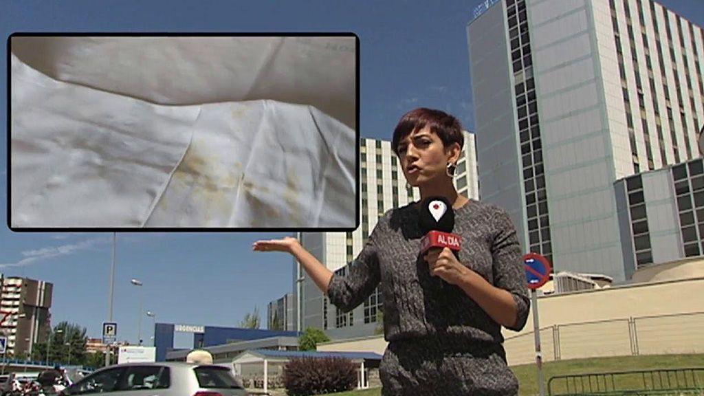 Sábanas rotas y sucias: la queja de los trabajadores de los hospitales públicos de Madrid