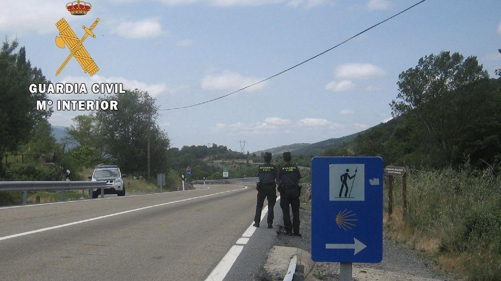 Localizan a un hombre que se masturbaba delante de extranjeras en el Camino de Santiago en Cáceres