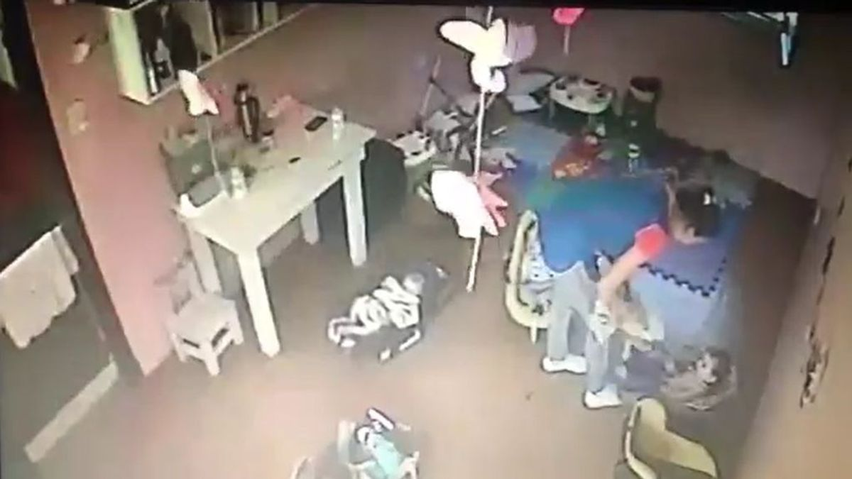 Conmoción en Argentina por malos tratos en una guardería a un bebé de 4 meses