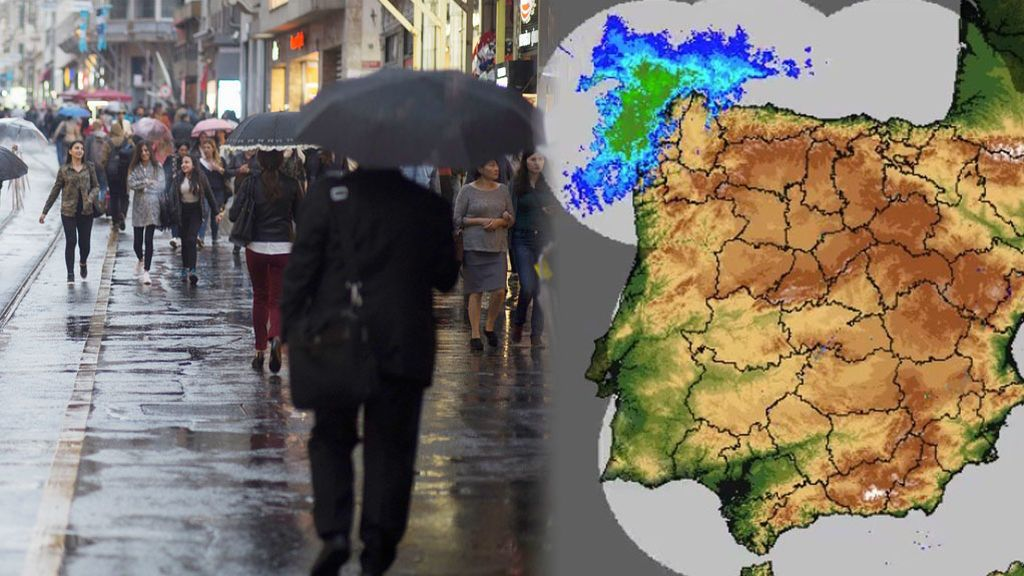 Borrasca 'Miguel': hasta cuándo va a durar el mal tiempo