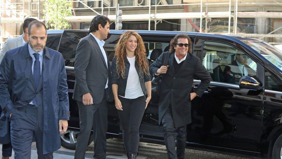 """Shakira asegura que """"pagó a Hacienda"""" y que """"siempre ha colaborado con la justicia española"""""""