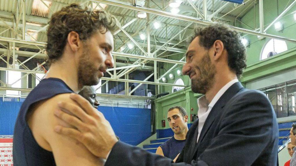 """Jorge Garbajosa, sobre Gasol: """"Sustituir a Pau es imposible, es el mejor jugador FIBA de la historia"""""""