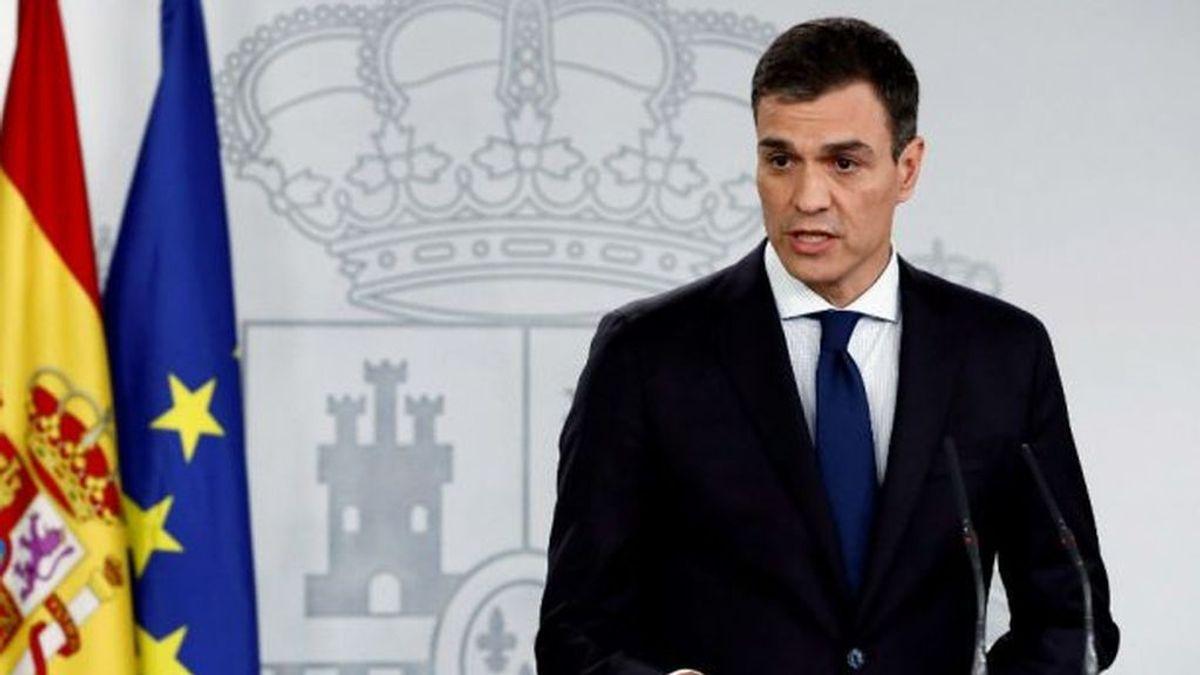 """Sánchez asume el encargo del Rey: """"no hay alternativa al PSOE"""""""
