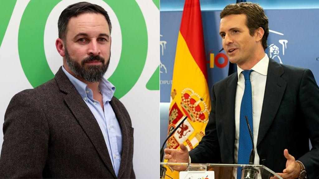 """""""Principio de acuerdo"""" entre Vox y PP para gobernar juntos donde sumen mayoría"""
