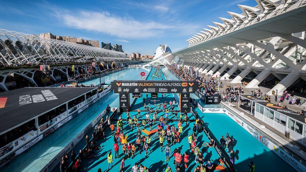 El Maratón Valencia volverá a convertir  su ciudad en la capital del running