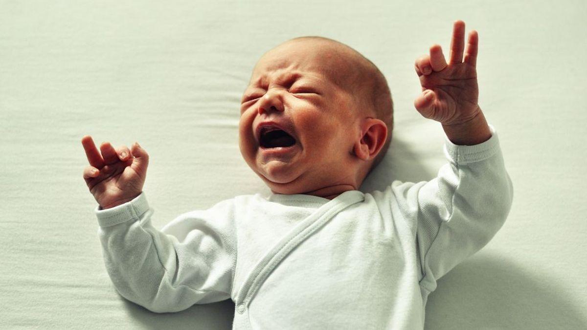 ¿Por qué llora tu bebé? Un nuevo estudio te da la respuesta