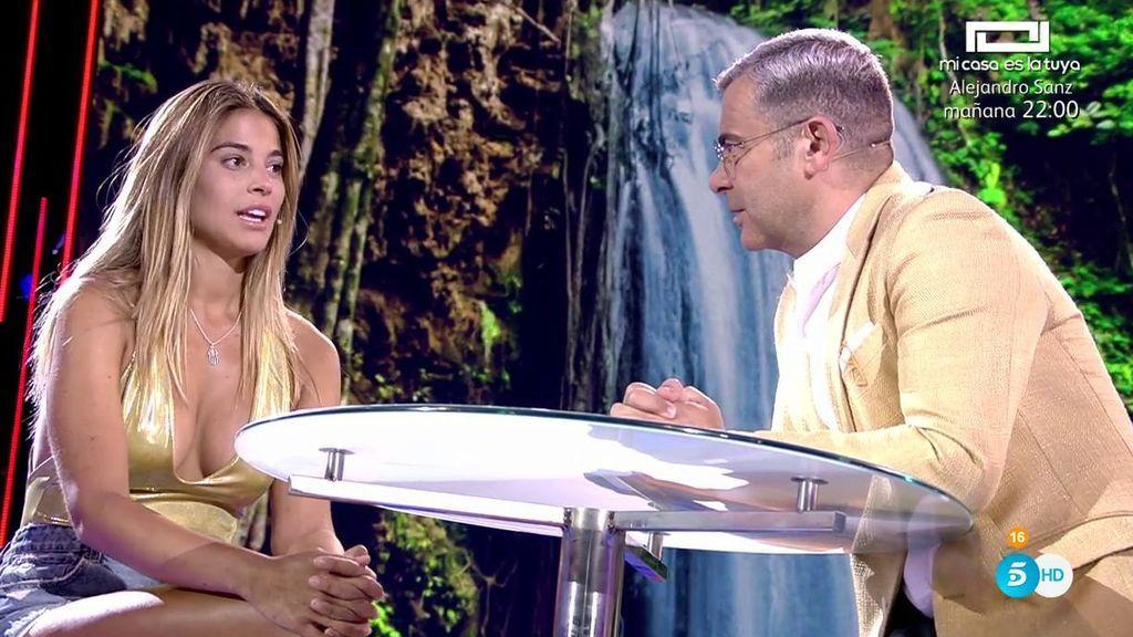 Lidia Santos confirma que Albert le habló sobre el presunto montaje de Violeta