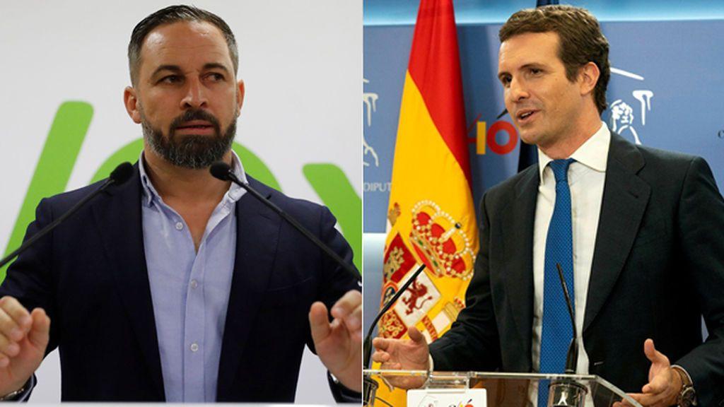 Vox acuerda con el PP gobernar juntos en aquellas localidades donde sumen mayoría