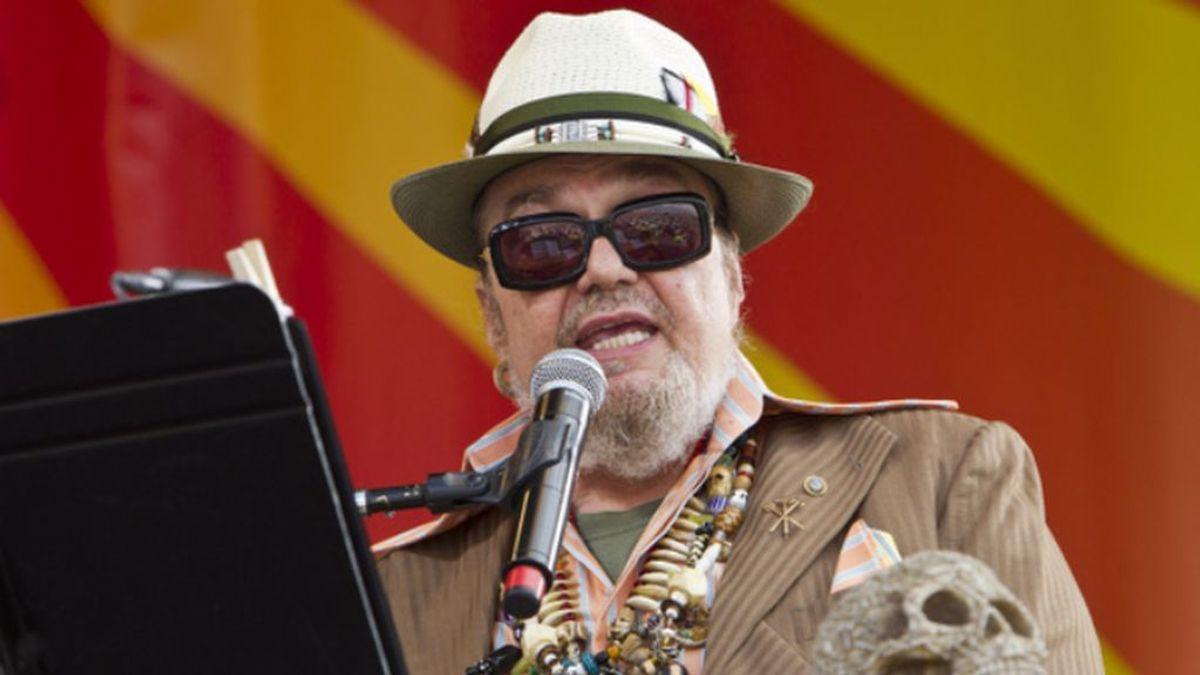 Muere Dr John, mítico músico de Nueva Orleans