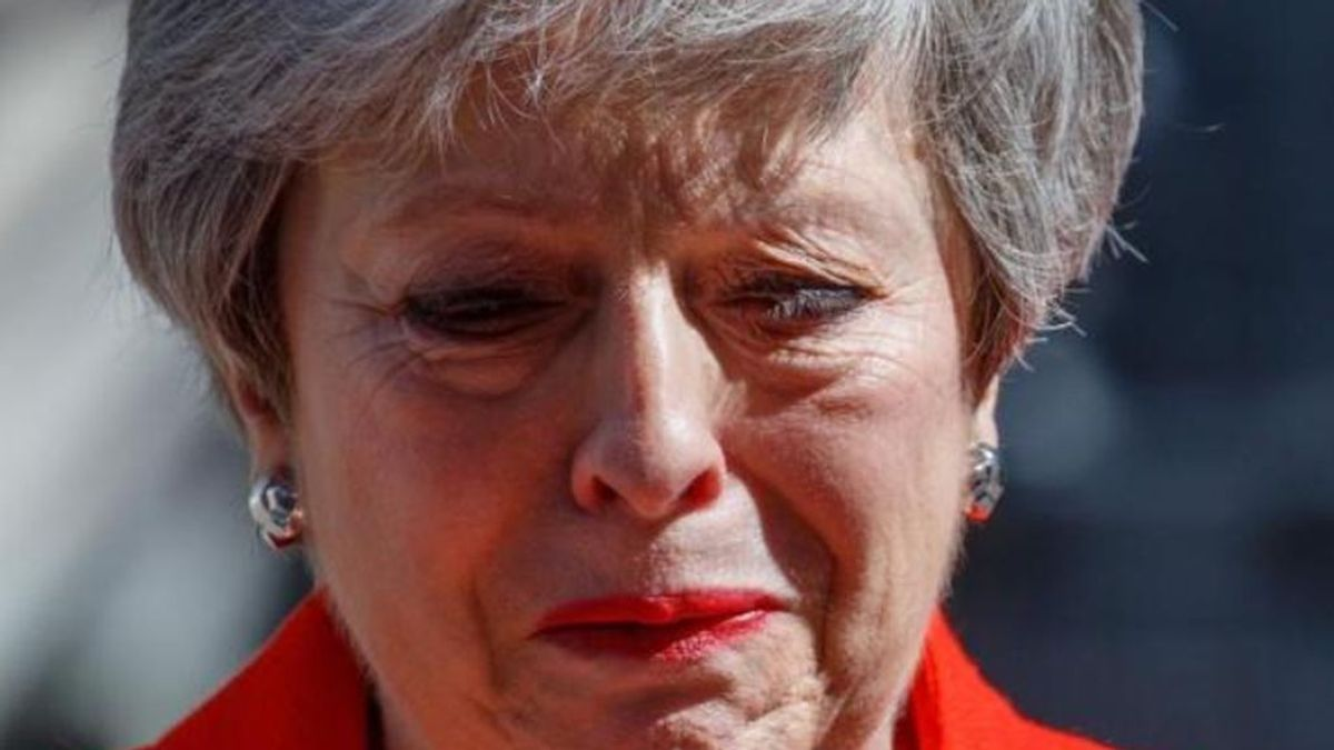 Theresa May pone fin a su calvario y se abre la lucha por la conquista de Downing Street