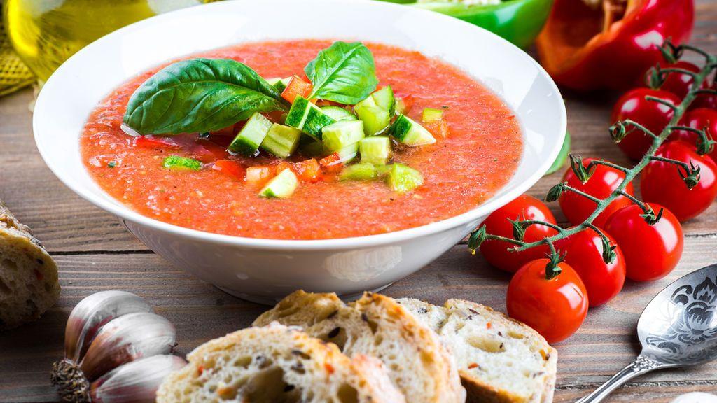 VOTA: ¿Prefieres el gazpacho o el samorejo?