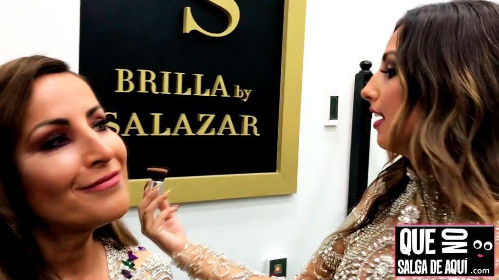Lo que no viste del final de 'Los Gipsy Kings': el truco del 'desnudo brilli brilli' de las Salazar