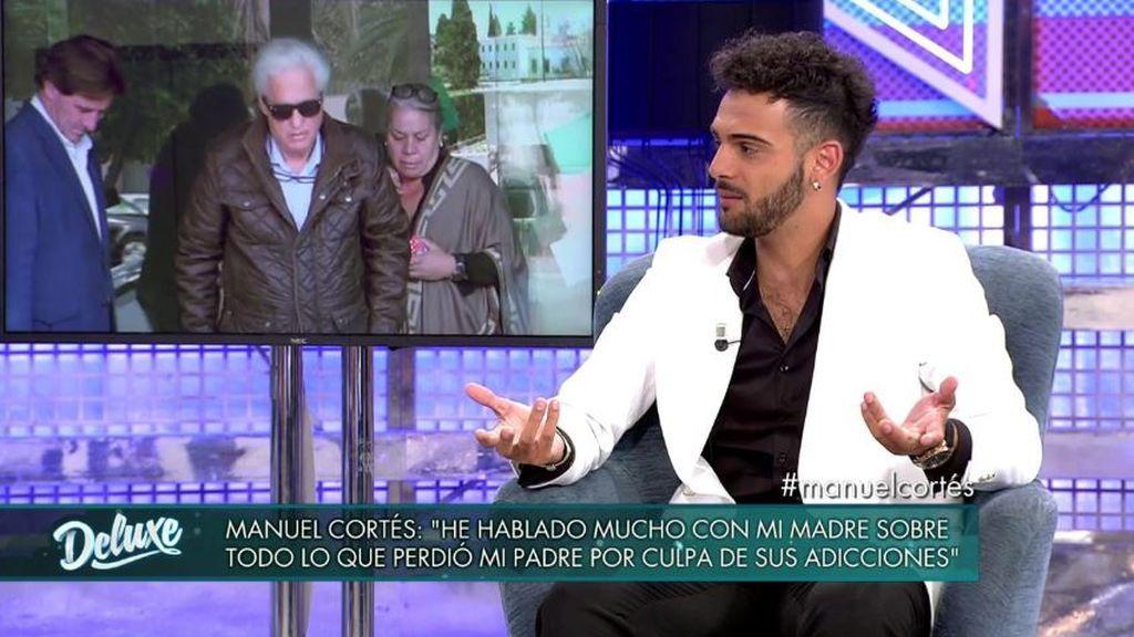 Manuel niega haber consumido drogas