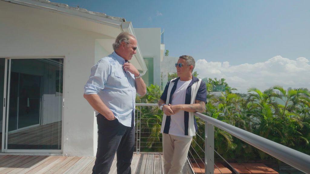 La atrevida propuesta de Alejandro Sanz a Bertín Osborne tras la entrevista de  'Mi casa es la tuya'