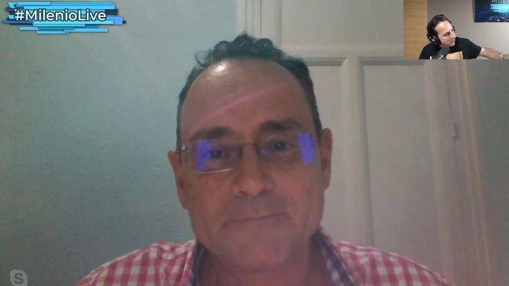 Pedro Baños explica su teoría sobre el fenómeno OVNI y la ...