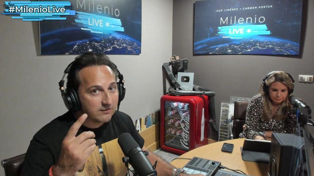 Milenio Live (08/06/2019) – La psicofonía del infierno