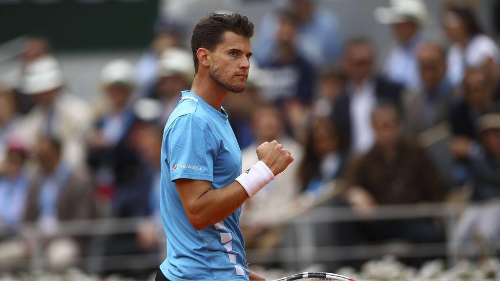 Thiem será el rival de Nadal en la final de Roland Garros tras lograr superar a Djokovic