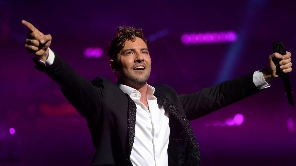 David Bisbal se corona como rey de la música en el Teatro Real