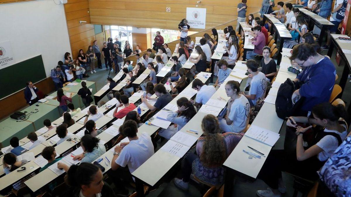 Encuesta: ¿crees que debería haber una Selectividad para toda España?
