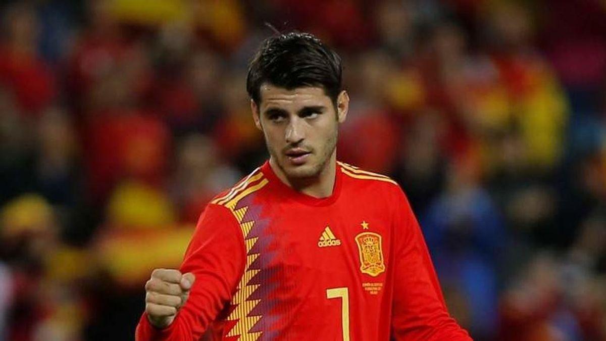 Asaltan la casa de Morata con armas de fuego mientras se encontraba jugando con España