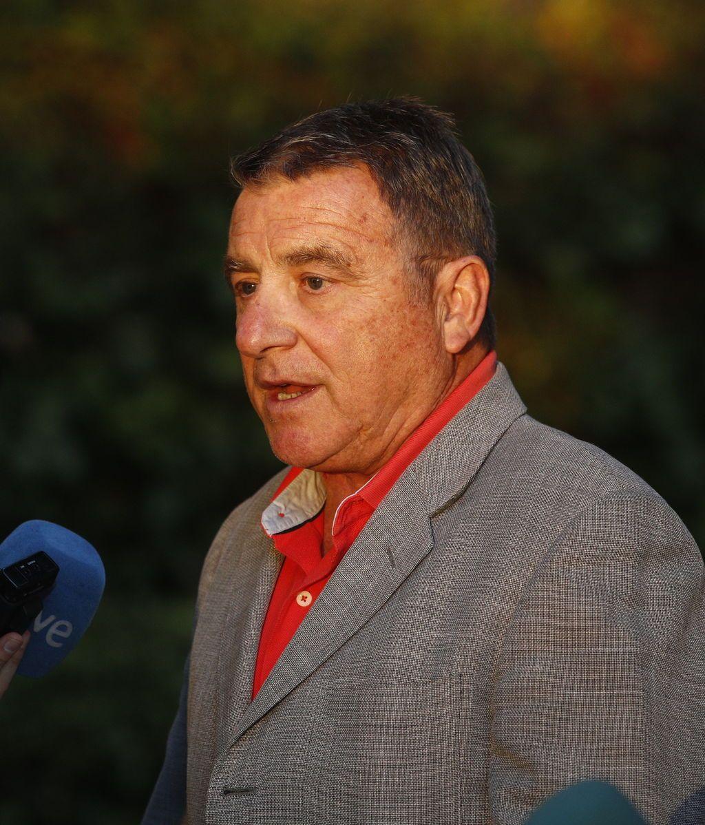 Dolor en el último adiós a Chicho Ibáñez Serrador