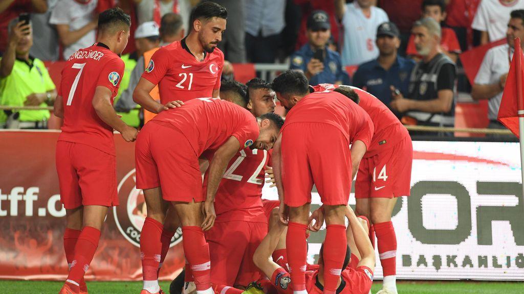 Francia perdió con Turquía - Deportes | Fixture | Resultados