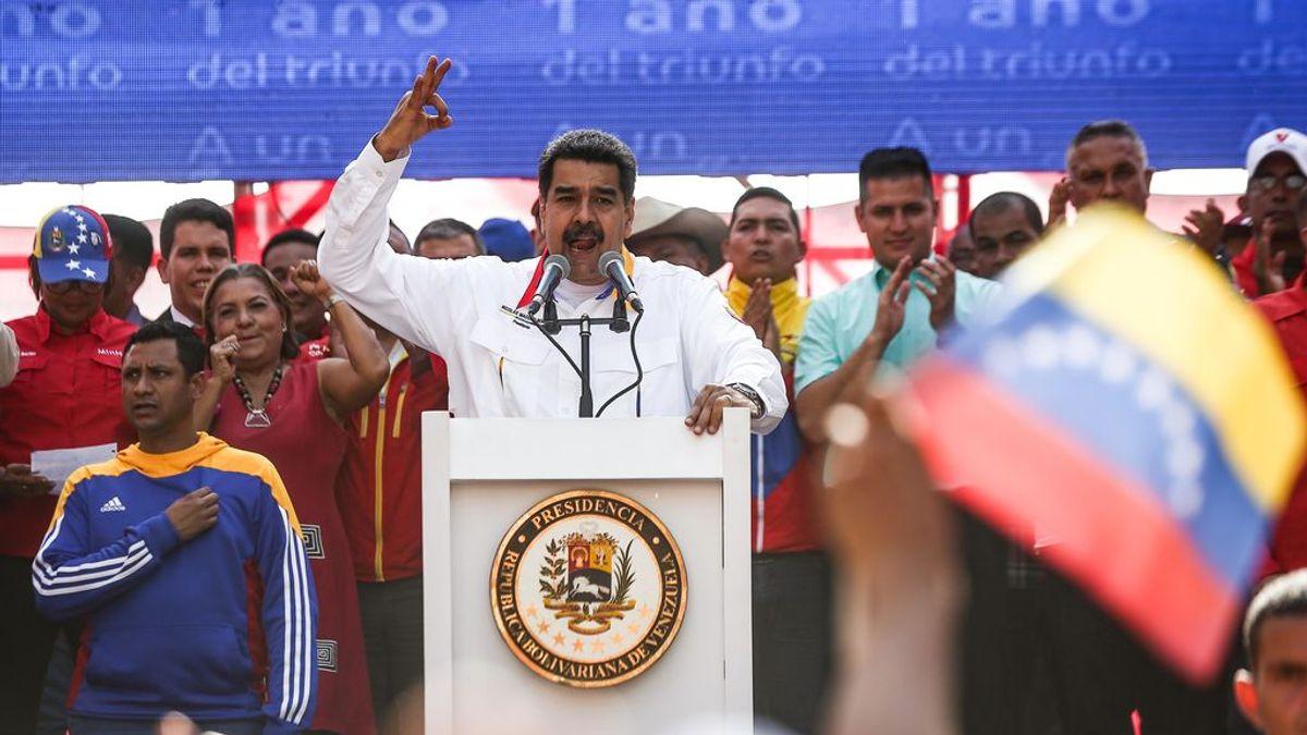 Maduro ordena la reapertura de los pasos fronterizos con Colombia
