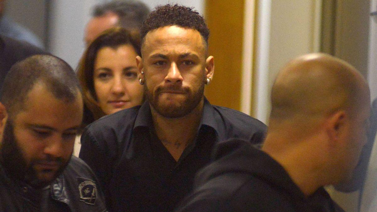 """Najila sobre Neymar: """"Me golpeó y me violó, estaba borracho y drogado"""""""