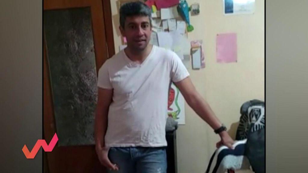 Los familiares de Juan Antonio, desaparecido desde mayo, hacen un llamamiento para encontrarle