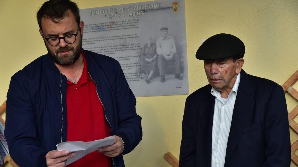 Un anciano dona 80000 euros para la guardería de su pueblo en honor a su mujer fallecida
