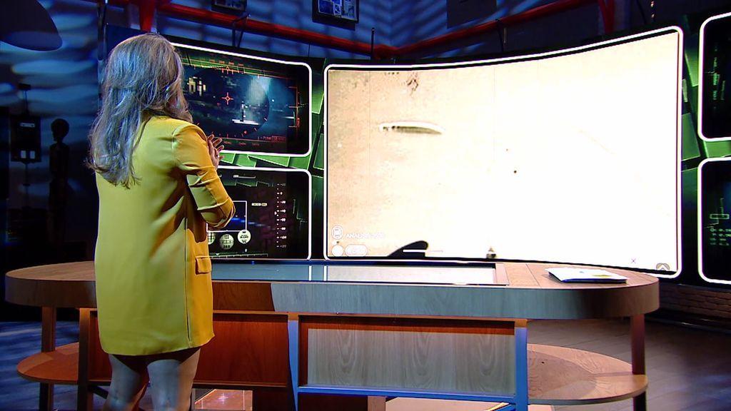 La extraña imagen que revela la aparición de un OVNI captado en los años 50