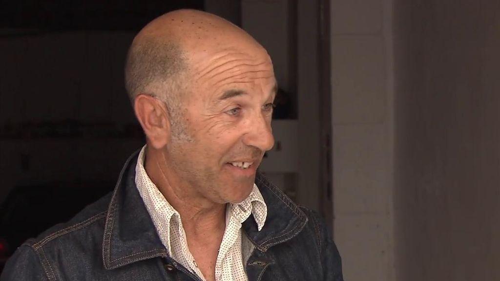 Luis Mangriñán, padre de Violeta, habla por primera vez para un programa de televisión