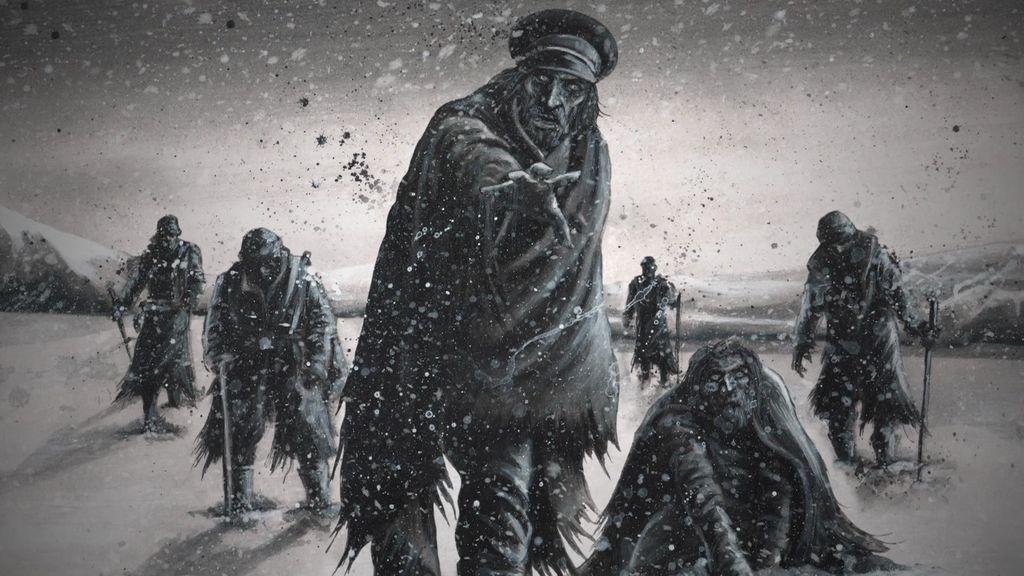 El Terror y el Erebus: la expedición de la Marina Británica Real que nunca regresó
