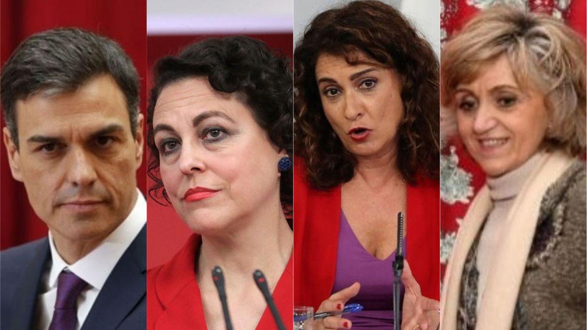 Sánchez y tres de sus ministras ayudaron a financiar la campaña electoral del PSOE con microcréditos