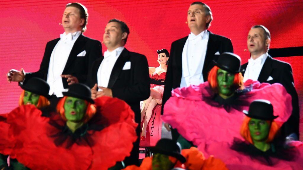 Así es el Life Ball, la fiesta contra el sida más grande de Europa