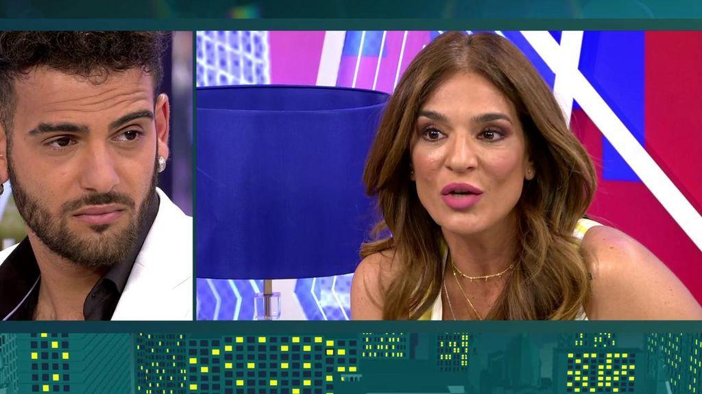 Raquel Bollo dice qué es lo que le ha dolido de la entrevista de su hijo