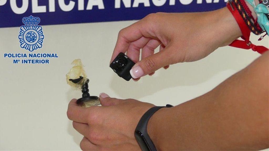 Detenido un hombre por colocar una cámara oculta en el baño de mujeres de un campus de la UPV