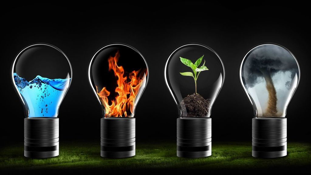 Test de los cuatro elementos: descubre si eres más de fuego, aire, tierra o agua