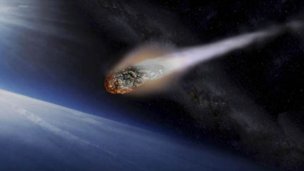 Descubren el lugar de la mayor colisión de meteoritos en el Reino Unido